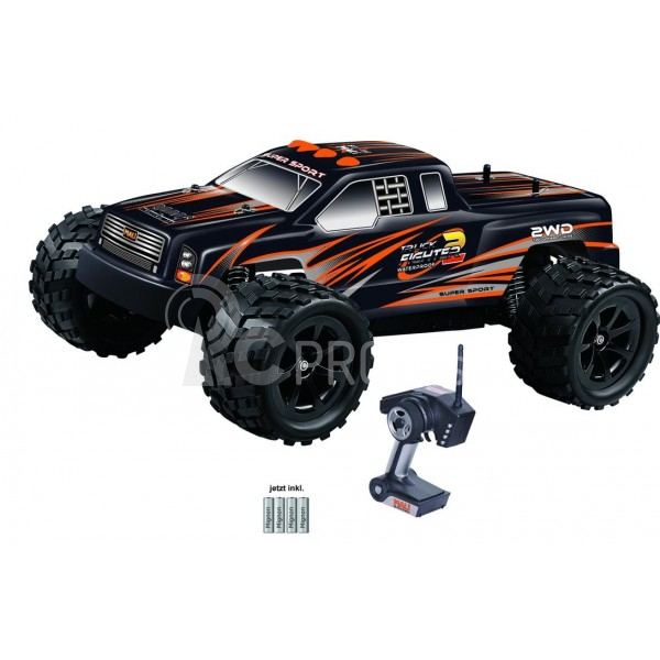 RC auto TruckFighter 2