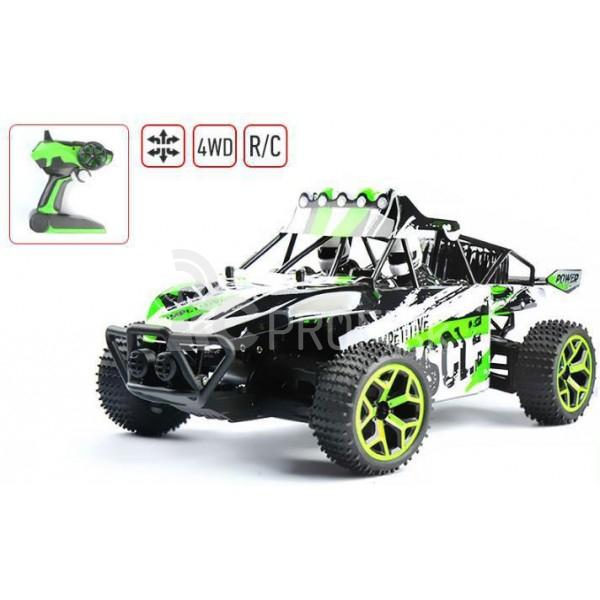 RC buggy X-Knight 1:18 RTR 4WD, zelená