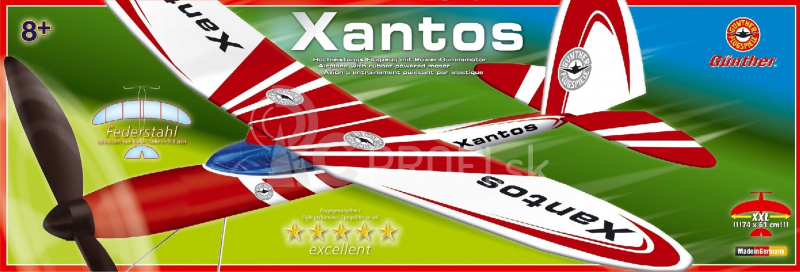Xantos - gumáčik